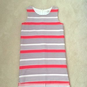 Dress with strips from Sans Souci.